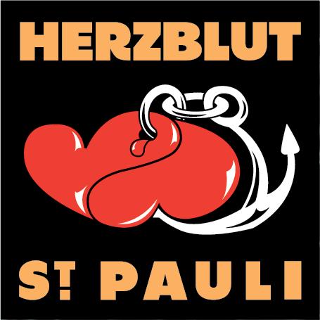 Logo Herzblut St. Pauli - Partner PANIK CITY