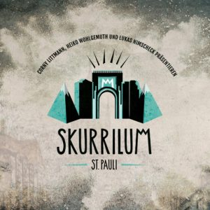Logo Skurrilum - Partner PANIK CITY